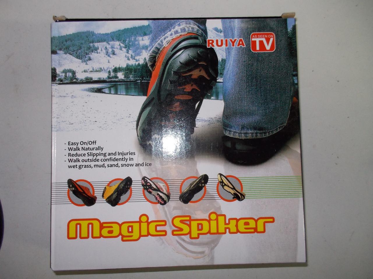 Антигололёды(ледоходы) MAGIC SPIKER