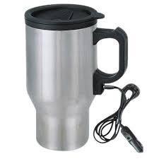 Термокружка з підігрівом Hot rod heated travel mug