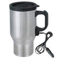 Термокружка з підігрівом Hot rod heated travel mug, фото 1