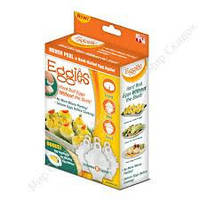 Варка яиц без скорлупы Eggies, фото 1