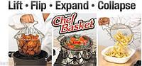 Складная решетка Magic Kitchen Chef Basket, фото 1