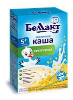 Каша сухая молочная кукурузная быстрорастворимая для детского питания