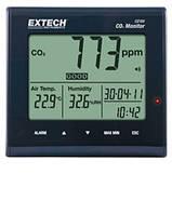 Extech CO100 Измеритель качества воздуха и концентрации углекислого газа настольный