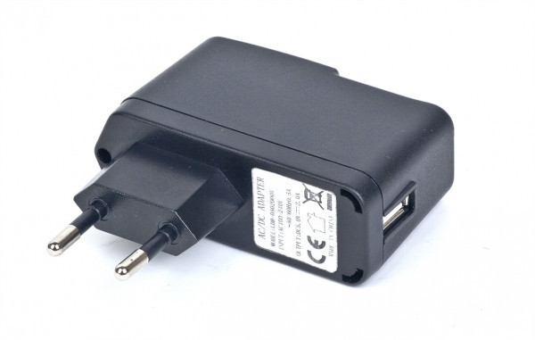 Зарядний пристрій 220 USB 5V CHARGER