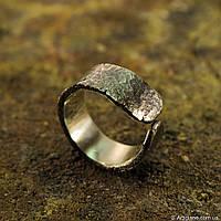 Кованое кольцо
