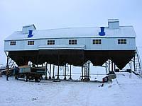 Зерноочистительный комплекс ЗАВ-100
