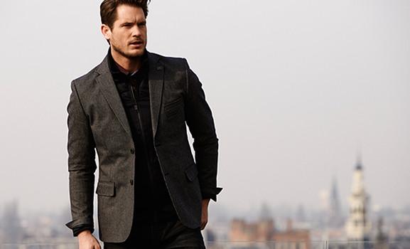 Мужские пиджаки: актуальный тренд 2016