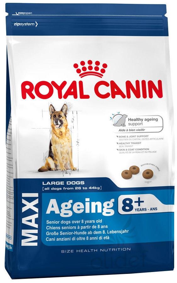 Корм для пожилых собак крупных пород возрастом от 8 лет Royal Canin Maxi Ageing 8+