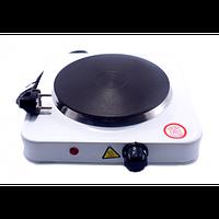 Настольная электроплита Hot plate HP-150A, электрическая плита, плита электрическая 1 конфорочная настольная