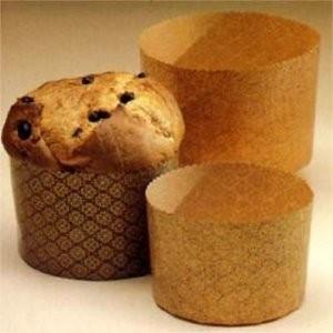 Бумажные формы  для выпечки Пасхи,куличей(134/100)