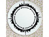 Тарелка Романтичный Париж