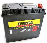 Аккумулятор Berga Basic Block 60A/h 510A R+, ASIA (560412051)