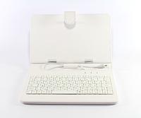 "Чехол с клавиатурой Keyboard 7""  White"