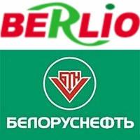 Дизельное топливо в сети АЗС Белоруснефть в Беларуси по карте Berlio