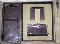 Набор DS-618 настольный кожзам 6 предметов