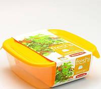 Комплект емкостей для продуктов Fresh&Go 0.25+0.8+1.7 литра Curver