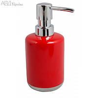 Дозатор для жидкого мыла, AWD, Польша,  (Набор в ванную, коллекция Scarlet)