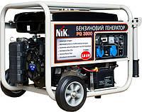 NIK PG3800 3,8 кВт - бензиновый генератор