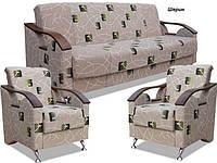 Комплект мягкой мебели Вика Фристайл 311