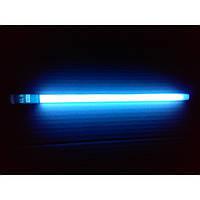 Подводная лампа для аквариума 40 см. (синяя).