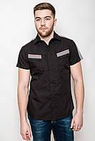 Рубашка с отделкой широкой тесьмой, фото 1