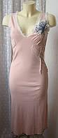 Платье летнее хлопок стрейч 10 Feet р.42 6744