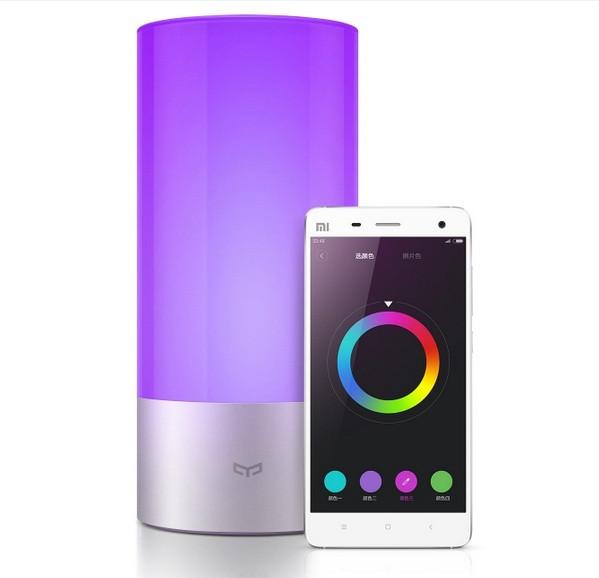 Настольная смарт лампа Xiaomi Yeelight Bedside Lamp
