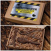 """Шоколадный набор """"Инструменты-3"""". Необычные подарки для мужчин., фото 1"""