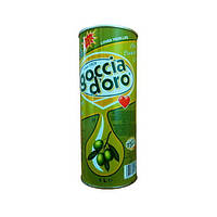 Оливковое масло (примятая банка) Goccia d´Oro Sansa 1,0л