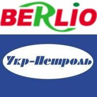 Дизельное топливо в сети АЗС Укр-Петроль по карте Berlio