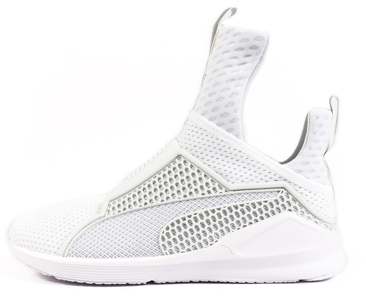 9158e684a91c Мужские кроссовки Rihanna x Puma Fenty Trainer White купить в  интернет-магазине обуви Shoes Market - ...