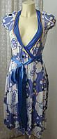 Платье летнее вискоза стрейч 10 Feet р.42 6746, фото 1