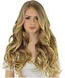 Славянские волосы на капсулах 50 см. Цвет #Русый, фото 4