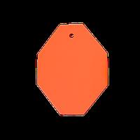 Мишень-гонг Восьмигранник (IDPA)