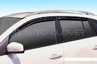 Дефлектори вікон вітровики Renault Koleos 2008-
