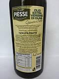 Нефильтрованное оливковое масло Piesse Piccardo e Savore Extra Vergine 1 л., фото 2