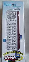 Аккумуляторный светильник WT-225 45LED, фото 1
