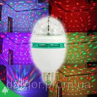 Сватодиодная диско-лампа LED MINI PARTY