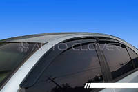 Дефлекторы окон ветровики Nissan Almera Classic 2006-