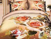 Комплект постельного белья La scala сатин 3d AB-399