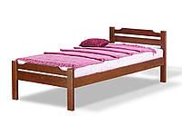 Кровать  односпальная Ольга 900*2000 ольха