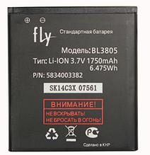 Аккумулятор для Fly BL3805 IQ4404 1750 Mah