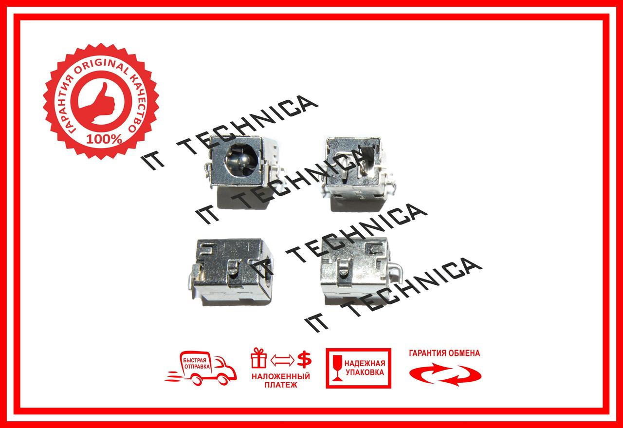 Роз'єм живлення PJ032C-2.5mm (ASUS K53E K53S K53SD K53SV)