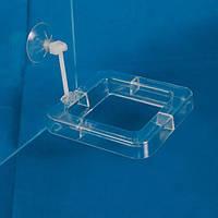 Кормушка для аквариума Трикси (Trixie), квадратная без дна, 7,5х7,5 см