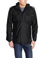 Полевая куртка M-65 Field Coat Alpha Industries (черная)