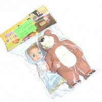 Кукла №8899-9 Маша и медведь с музыкой