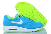 Мужские кроссовки Nike Air Max 87 Blue/Green