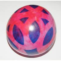 Мяч №В-22-5 пл. PVC гладкий водяной