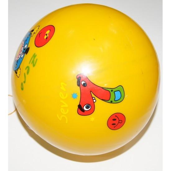 Мяч №В-25-1 гладкий водяной