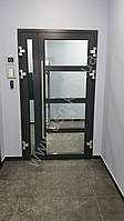 Теплые алюминиевые двери Solur